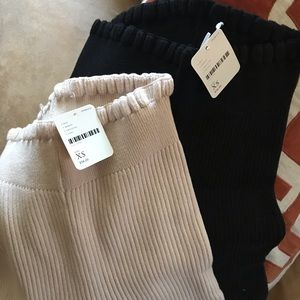 Free people thick leggings